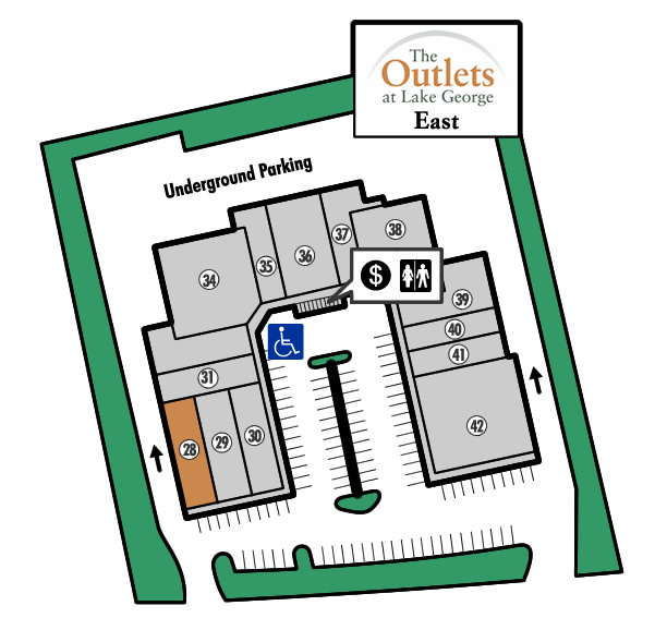 Outlets of Lake George Store 28