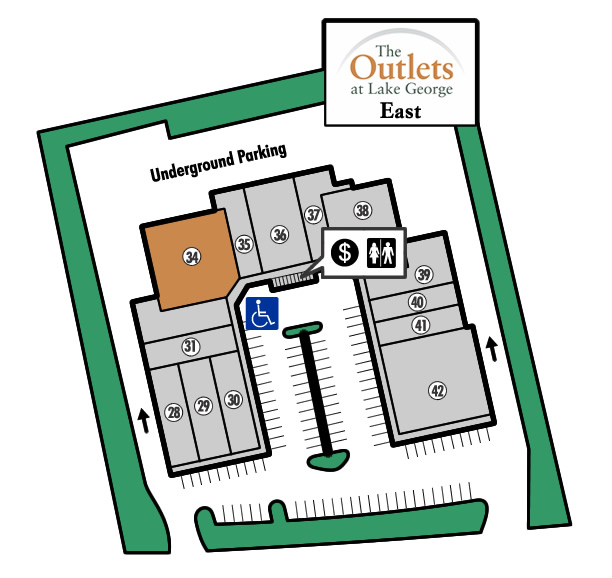 Outlets of Lake George Store 34