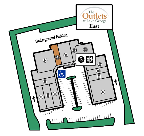 Outlets of Lake George Store 35
