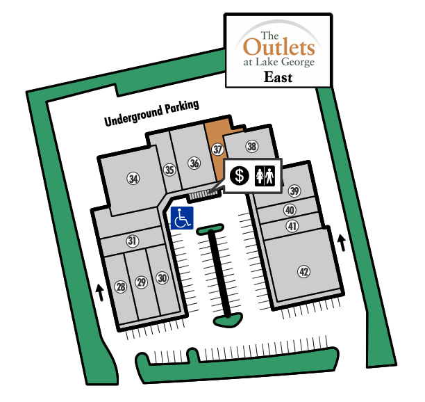 Outlets of Lake George Store 37