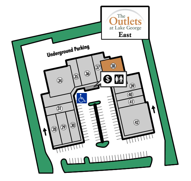 Outlets of Lake George Store 38