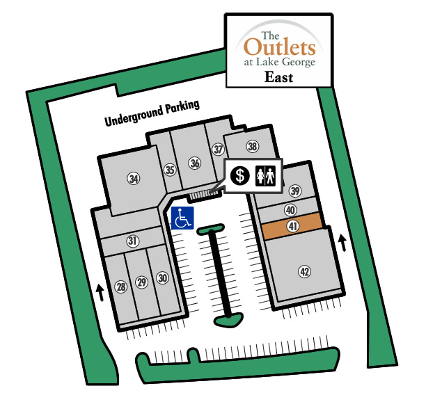 Outlets of Lake George Store 41