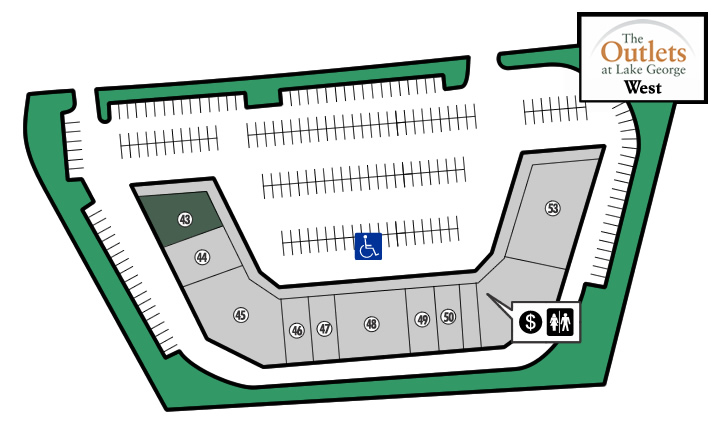 Outlets of Lake George West Store 43