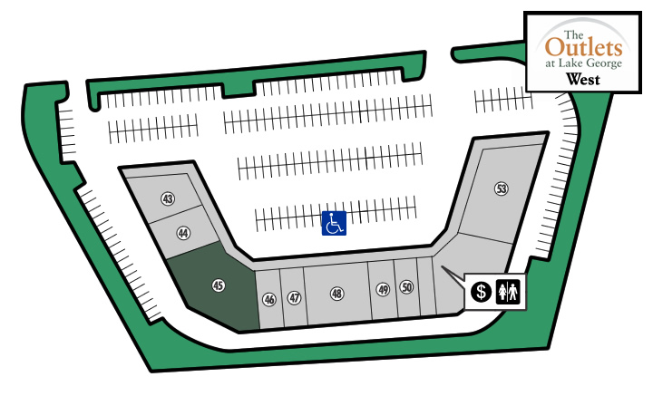 Outlets of Lake George West Store 45