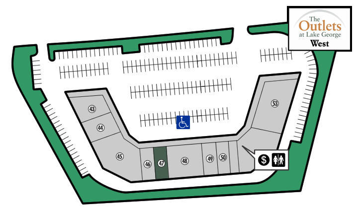 Outlets of Lake George West Store 47