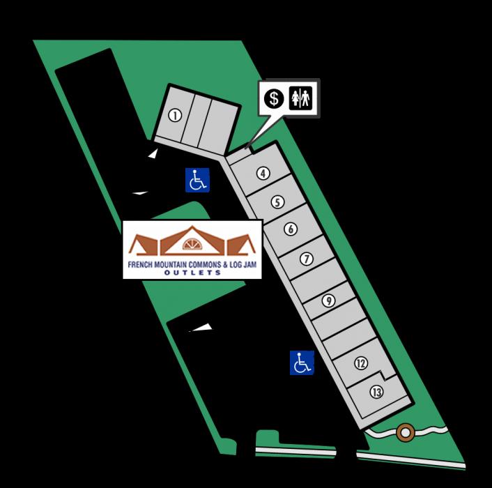 Log Jam Outlet Center